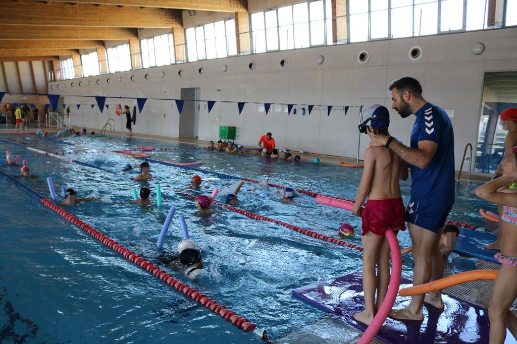 Oferta de curso de multideporte en verano del Ayuntamiento de Cartaya