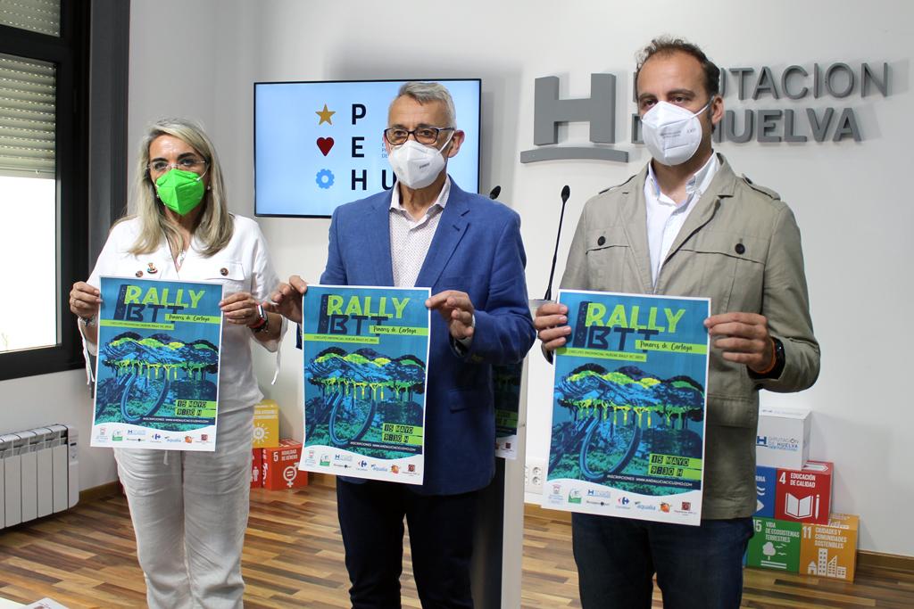 Cartaya se estrena este sábado en la modalidad olímpica de mountain bike con el I Rally BTT 'Pinares'