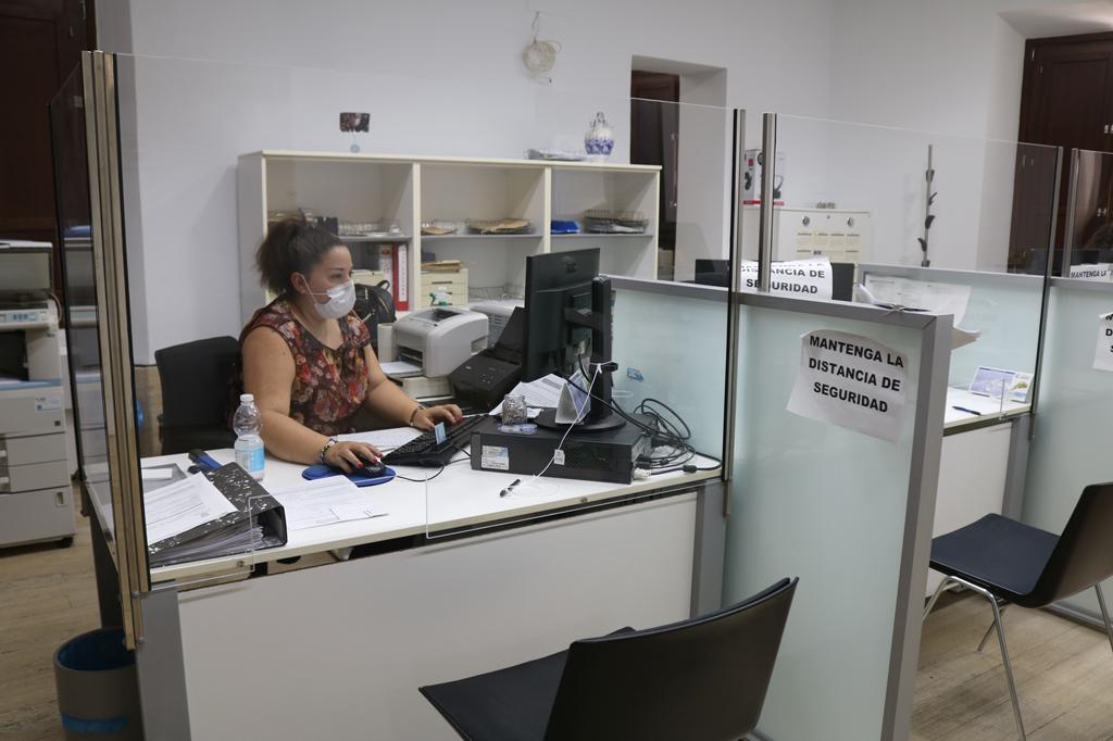 El Ayuntamiento de Cartaya prioriza la atención telefónica y electrónica y el DAC atenderá presencialmente con controles de acceso.