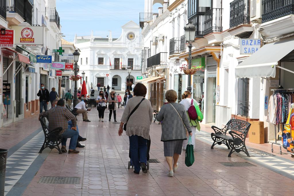 El Comité de Alerta de Salud Pública decreta el cierre perimetral de Cartaya los próximos 7 días
