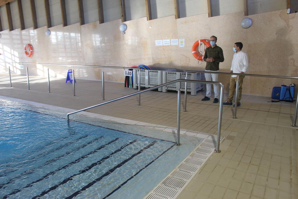 El Ayuntamiento reabre las instalaciones deportivas y pone en marcha la oferta municipal con estrictas medidas de seguridad por el COVID-19.
