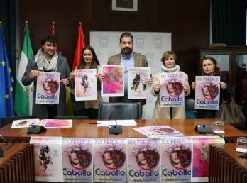 El Ayuntamiento de Cartaya presenta la XIX Feria del Caballo y sus Complementos