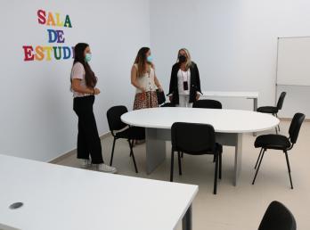 La Zona Joven municipal estrena horario de tarde esta semana y abre una Sala de Estudio ante el inicio del curso